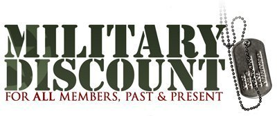 military-discount