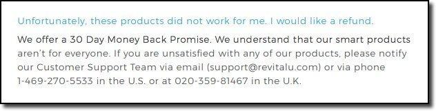 revital-u-refund-policy