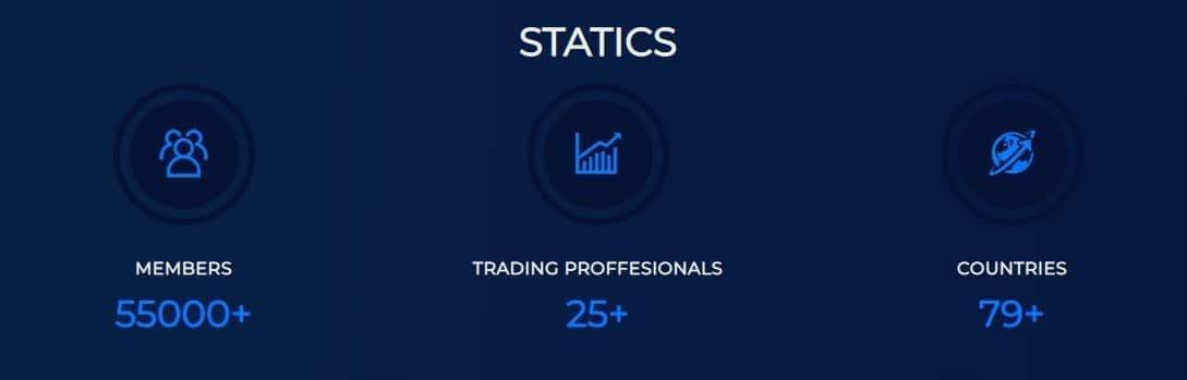 xtradecoin-statistics