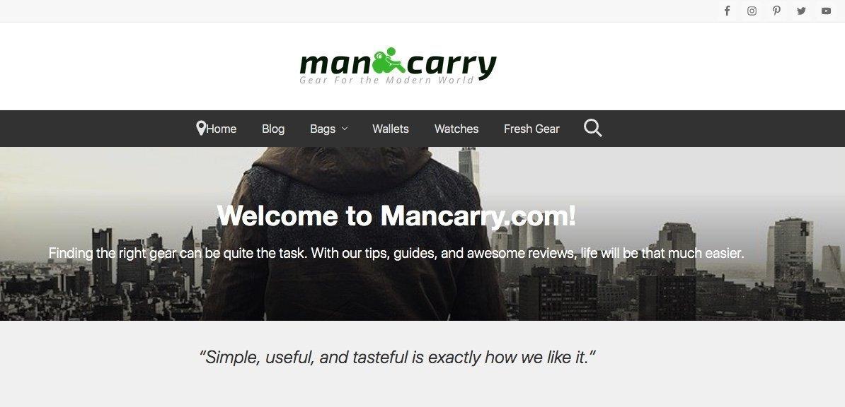 mancarry.com