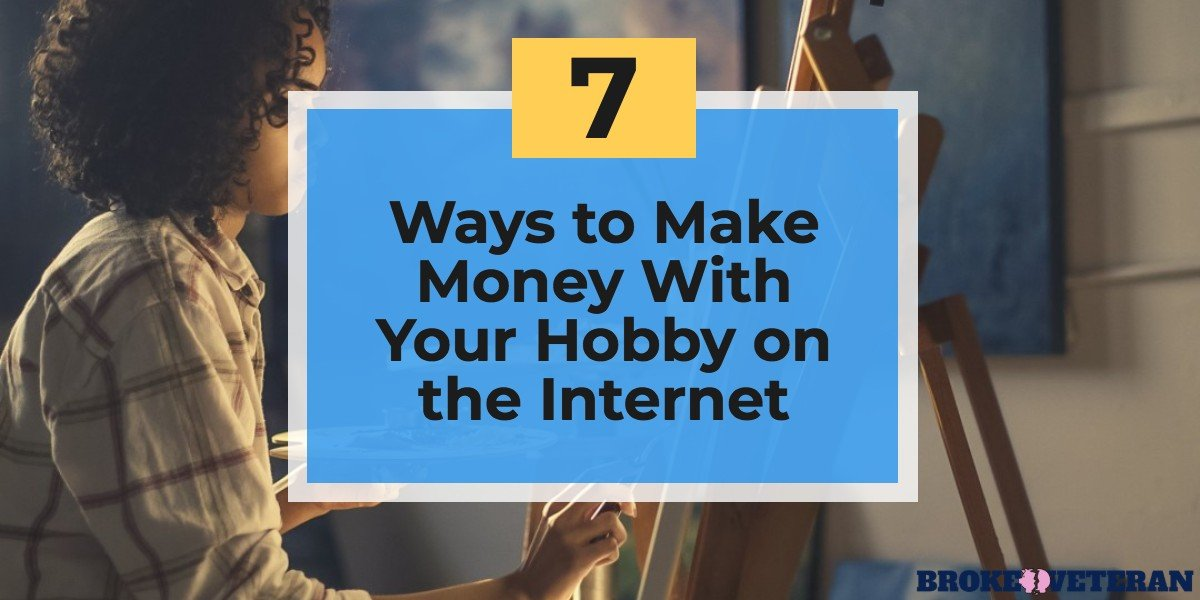 make-money-with-your-hobby-online